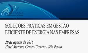 Evento - Soluções Práticas em Gestão de Energia