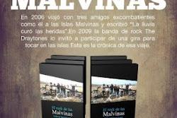 Gabriel Sagastume y Los Draytones en Malvinas