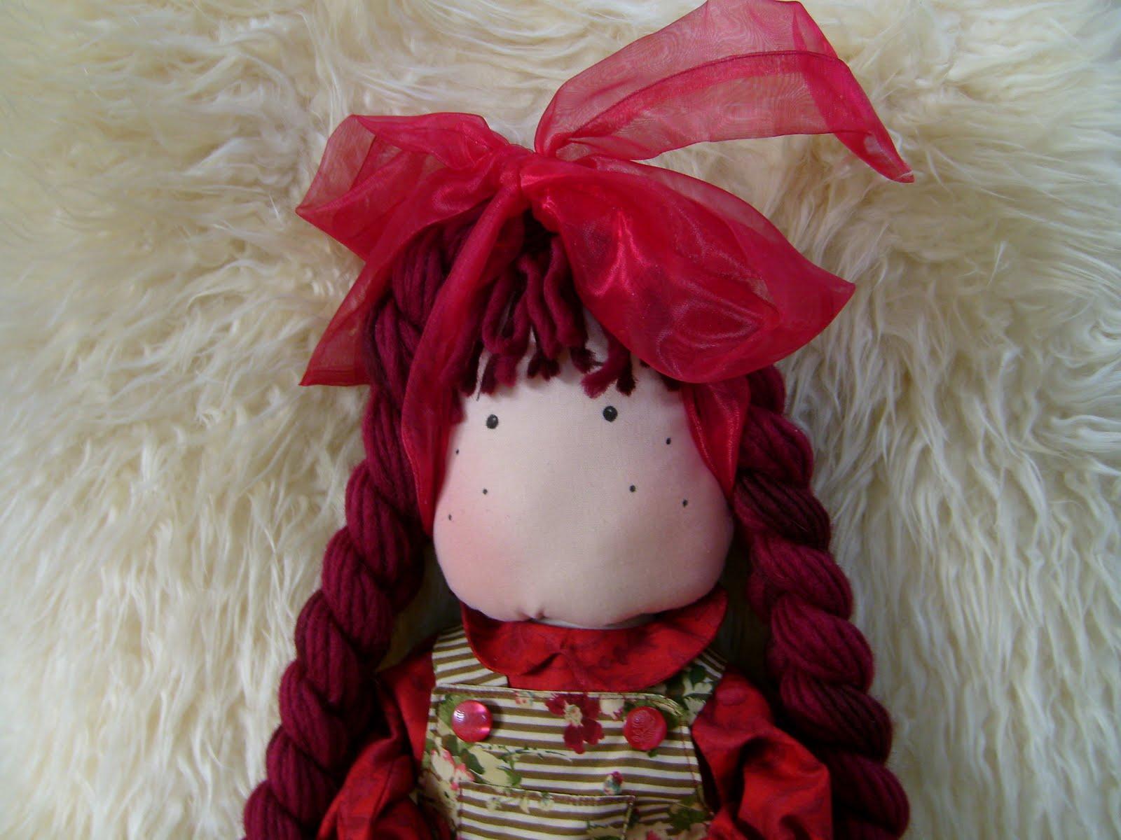 how to make a tilda doll