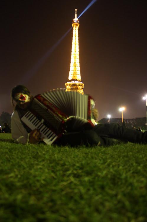 Paris, 2011