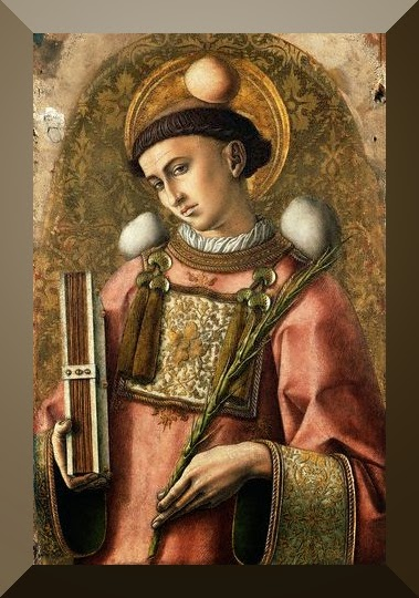 Saint Stephen First Martyr for Christ