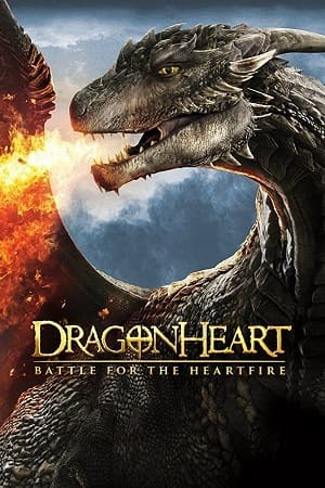 Filme Coração de Dragão 4 - A Batalha pelo Coração de Fogo 2017 Torrent