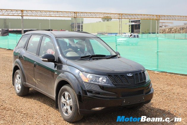 Mahindra XUV500 - Upcoming Car On Diwali