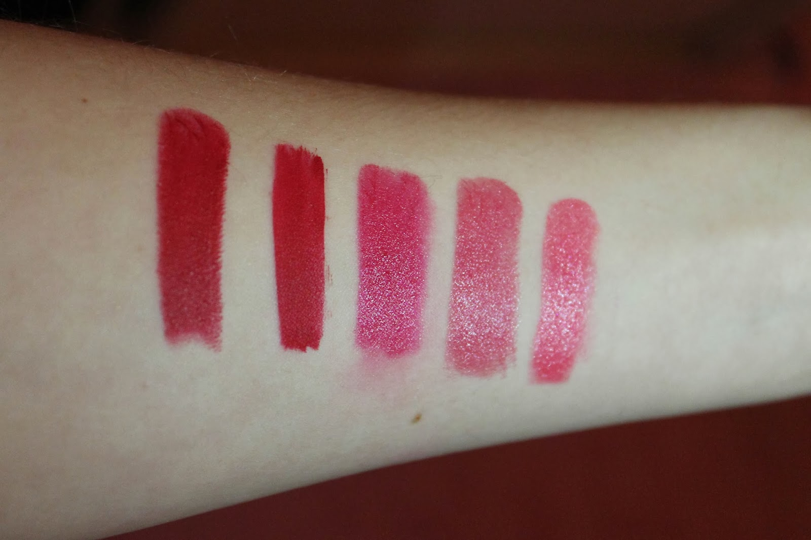 Lisa's beauty boutique: top 10 favoriete lipsticks