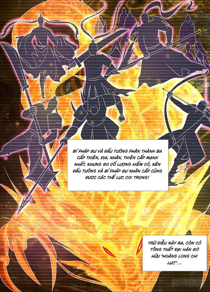 Thiên Cơ Tam Quốc chap 12 - Trang 5