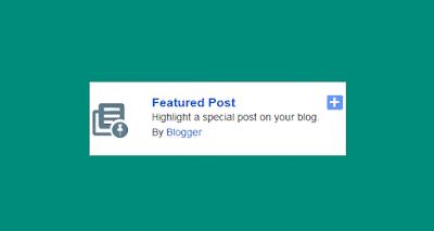 কিভাবে Blogger Default Featured Post Widget Customize করবেন?