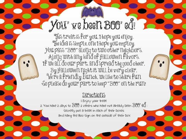 Versatile image for boo grams printable