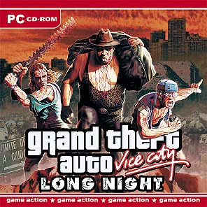 Auto   Vice City Long Night Mode Free Download Full Version For Pc