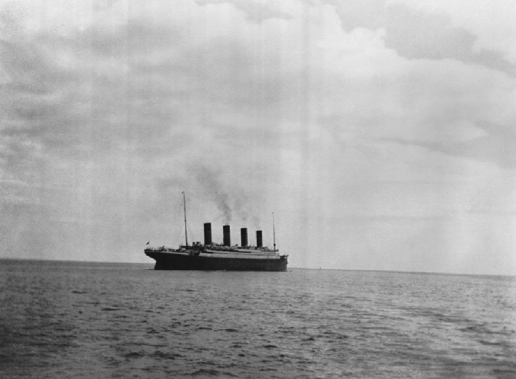On this day in 1912: The sinking of RMS Titanic