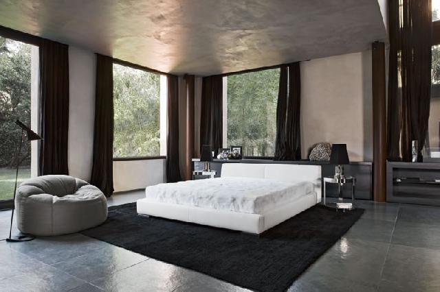 Decoracion De Interiores Baños Minimalistas:El complemento versátil: el puff