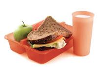 Een lunchpakketje helpt geld besparen