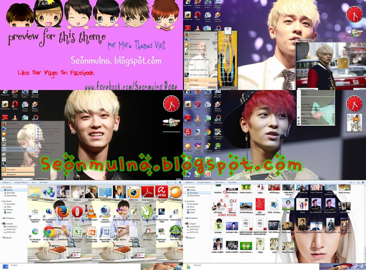 Download L Joe Teen Top Theme Everything It 39 S Ok