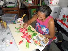 A artista