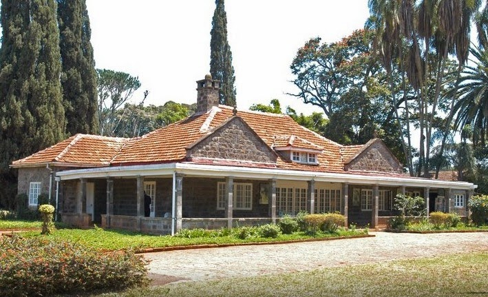 Museo Karen Blixen en Kenia