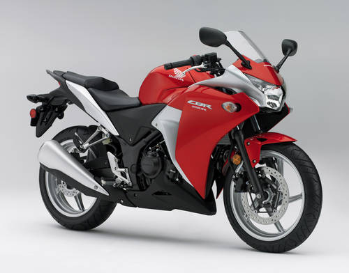 honda cbr250r 2012 a very beautiful and comfort user friendly bike cbr250