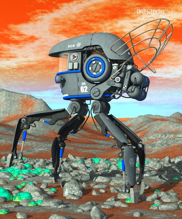 Robot Rem
