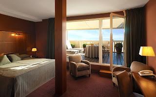 Junior Suites del Hotel Alexandra