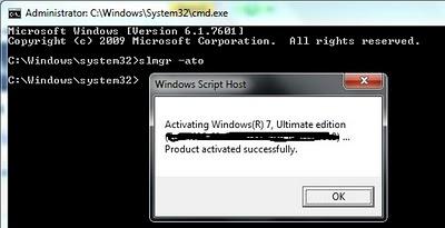 system32 slui.exe