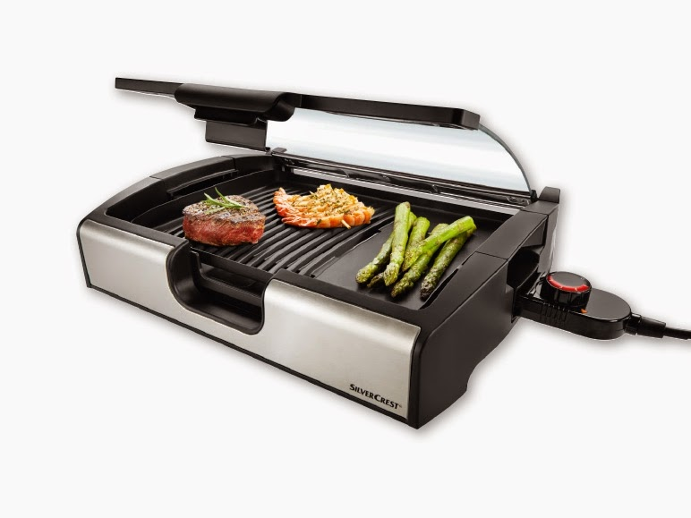 Silvercrest kitchen tools tabletop barbecue lidl - Silvercrest kitchen tools opiniones ...