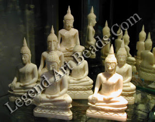Ivory Mainly Statue