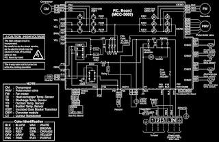 fig 4 toshiba split air conditioner rav sm562at rav sm1402at Garmin Striker 4 Wiring-Diagram at fashall.co