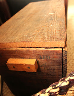 antique tool boxes