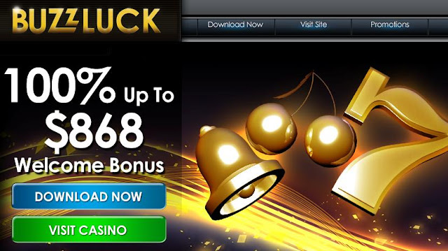 Buzzluck Casino Welcome Offer
