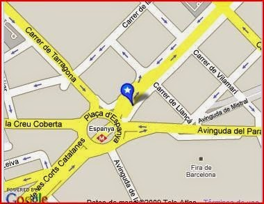 UBICACION: GRAN VIA DE LES CORTS CATALANES 384-390