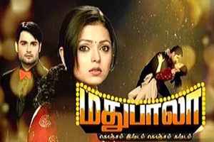 Madhubala 24-04-2014 – Polimer tv Serial Episode 302 24-04-14