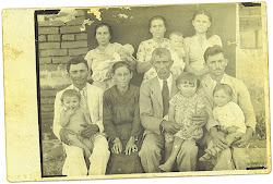 FOTOS DA FAMILIA MARÇAL DE FARIAS  1939 RIBEIRA - CAABCEIRAS