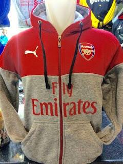 gambar hoodie bola jumper sweater terbaru untuk musim 2015/2016