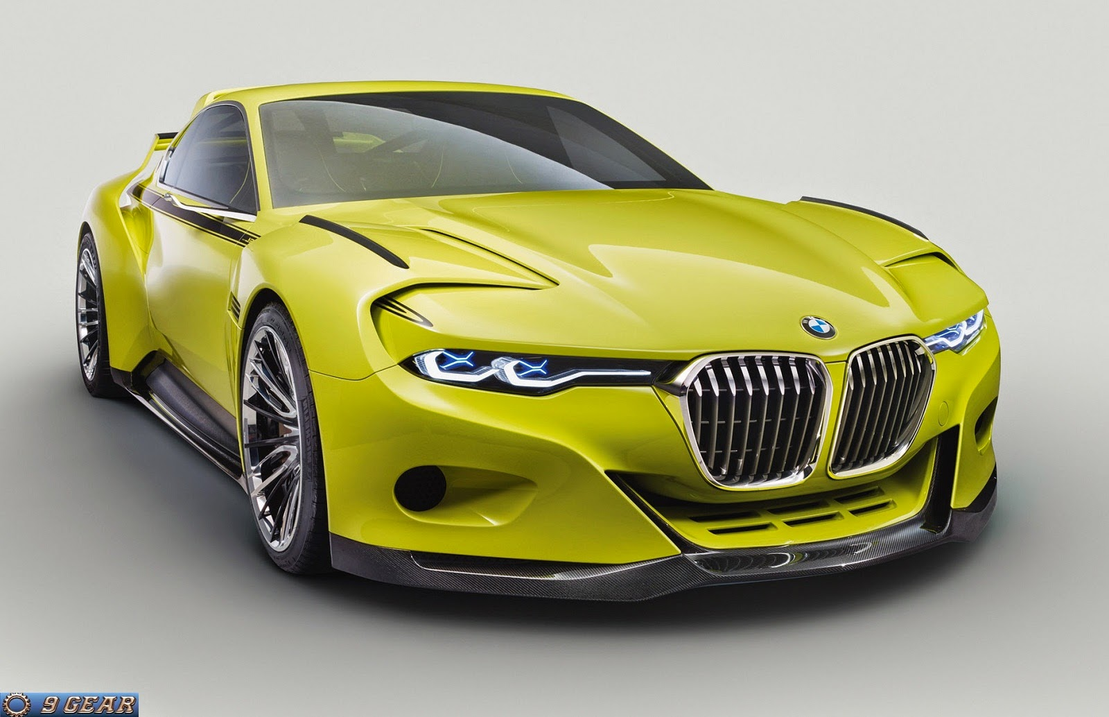 car reviews new car pictures for 2018 2019 power and elegance bmw 3 0 csl hommage concept. Black Bedroom Furniture Sets. Home Design Ideas