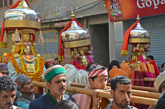 Mandi, Shivratri, International, Festival, Jaleb, Local, Deities