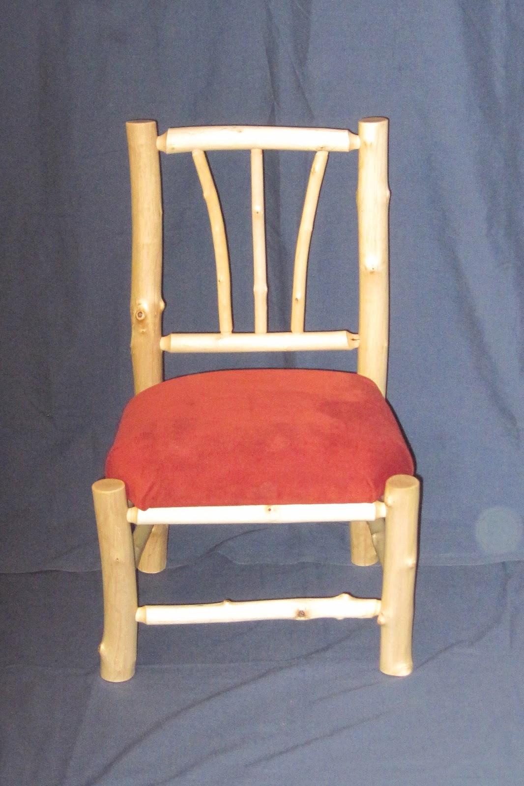 Peeled Maple Childu0027s Chair