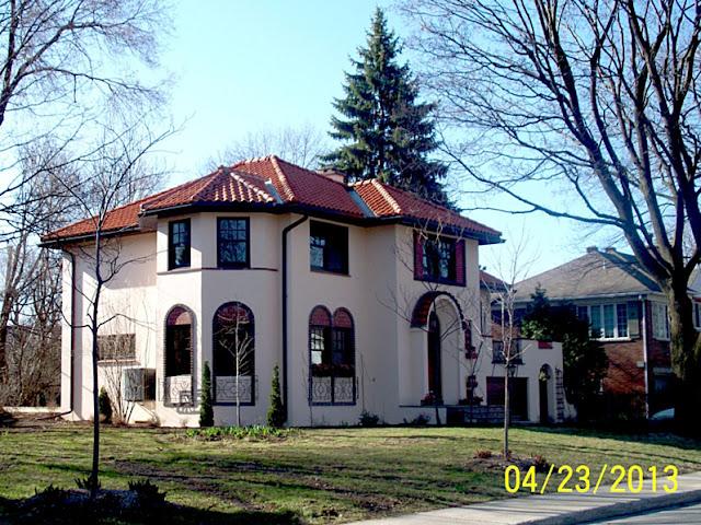 Каменный дом - внешний вид