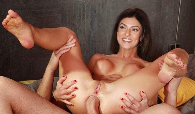 Nude susmita real scene