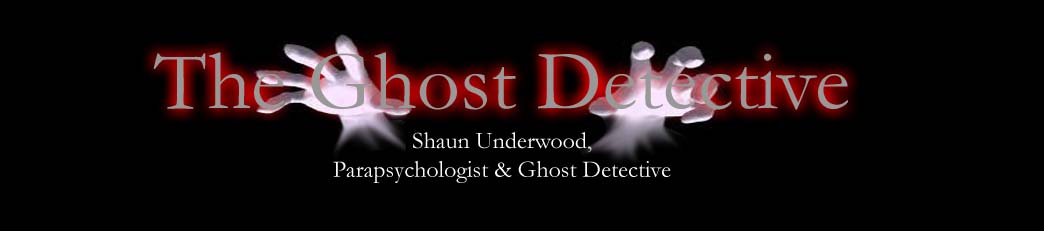 The Ghost Detective Files