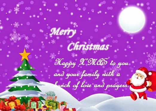 Happy Christmas Day SMS Massages 2015
