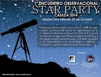 Star Party Casilda 2014