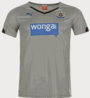 jersey Newcastle, home, away, third, musim 2014-2015, grade ori, murah, 15 ribuan, 30 ribuan, original, top grade, toko online baju bola Newcastle