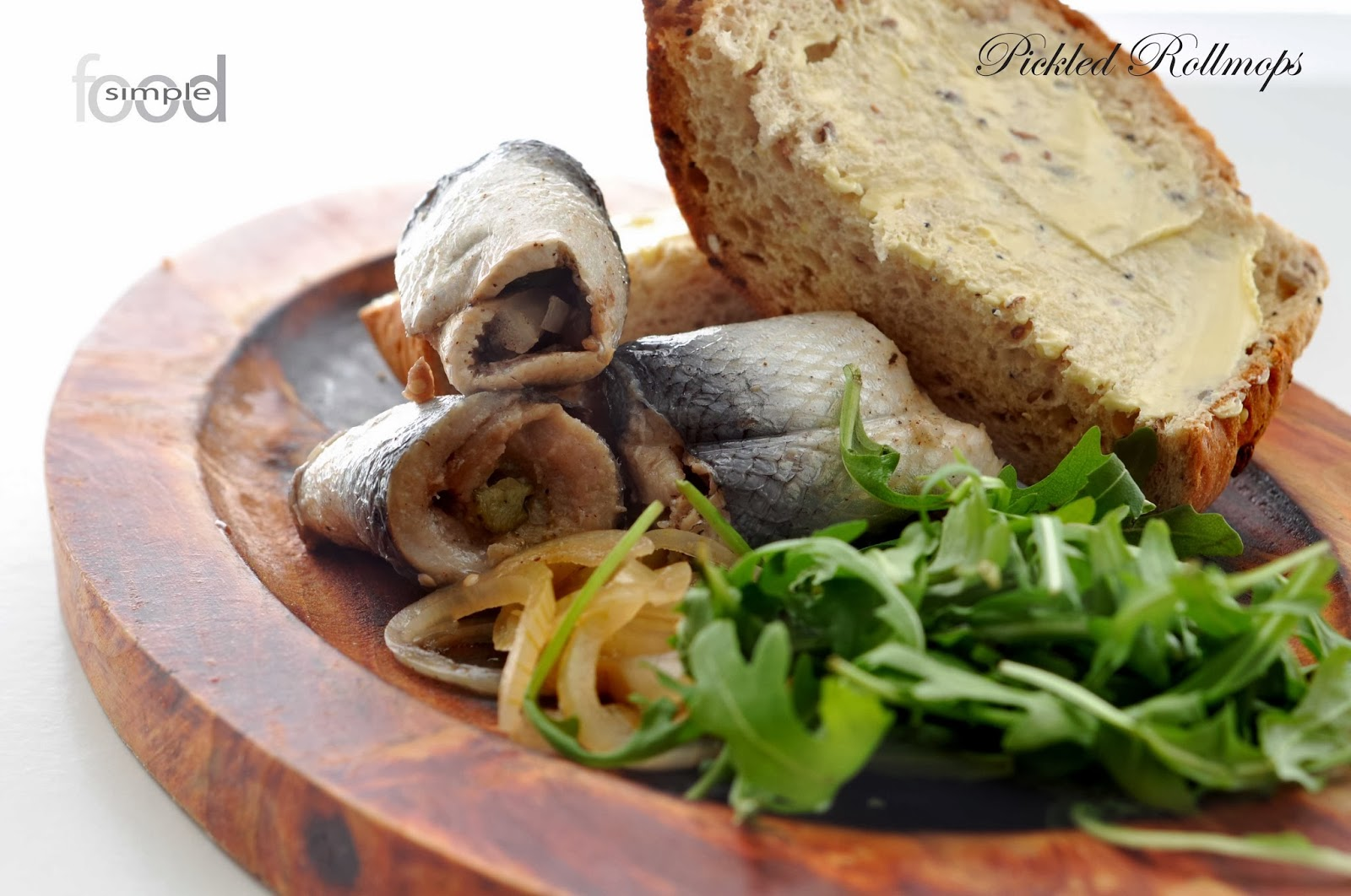 Pickled Rollmops ~ Simple Food