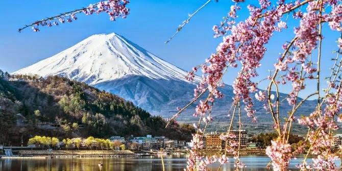 Gunung Fuji, Jepang yang sakral