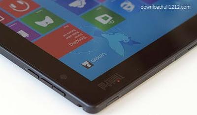 Review Lenovo ThinkPad Tablet 2