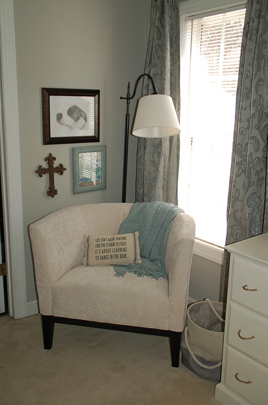Thrifty Finds And Redesigns Before And After Master Bedroom