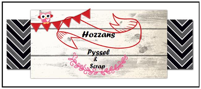 Hozzans Scrap & Pyssel