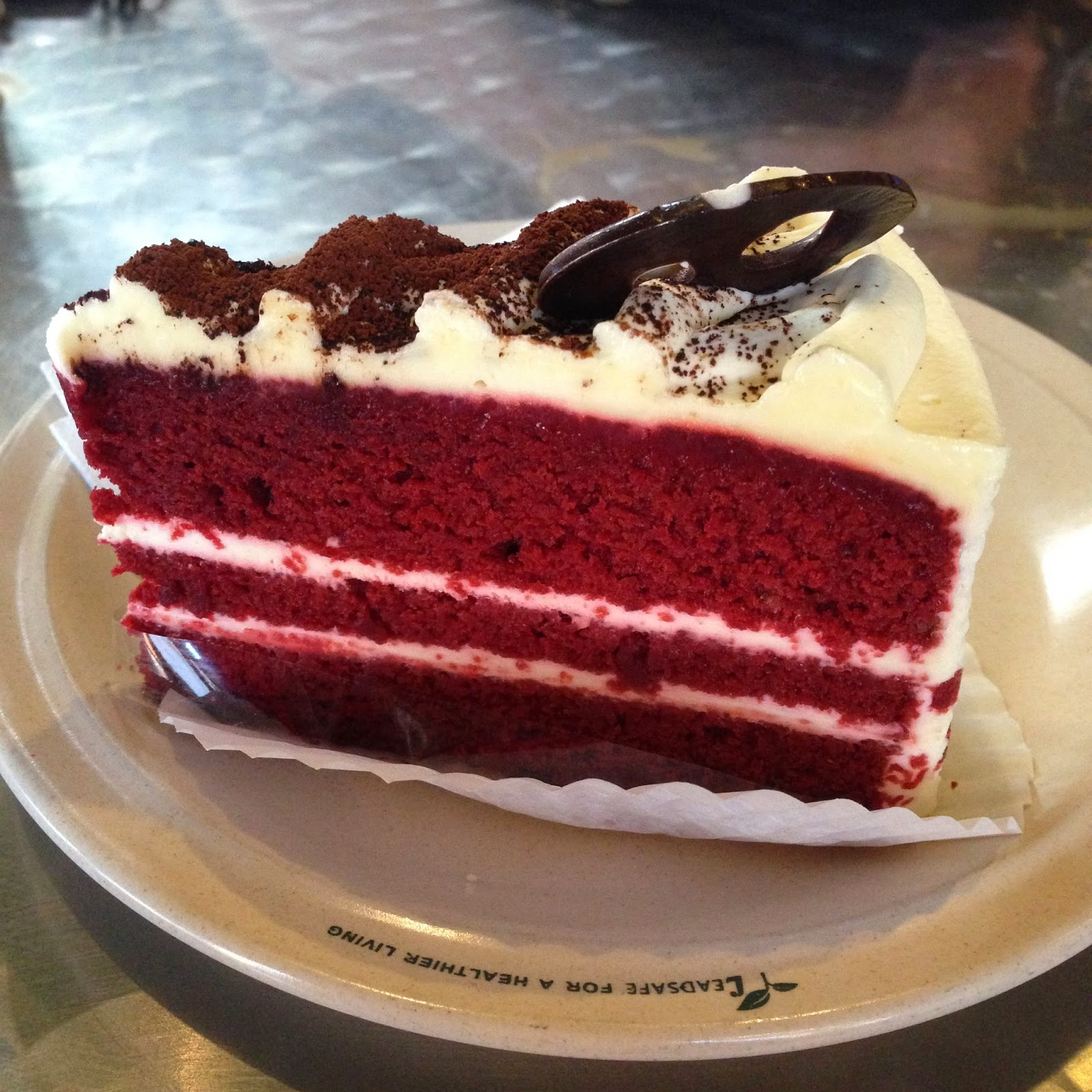 Red Velvet at The Gate Cafe