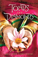 http://smallreview.blogspot.com/2011/04/book-review-toads-and-diamonds-by.html