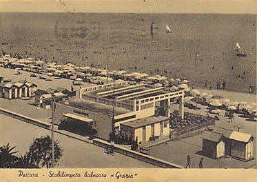 Pescara - Stabilimento balneare Grazia