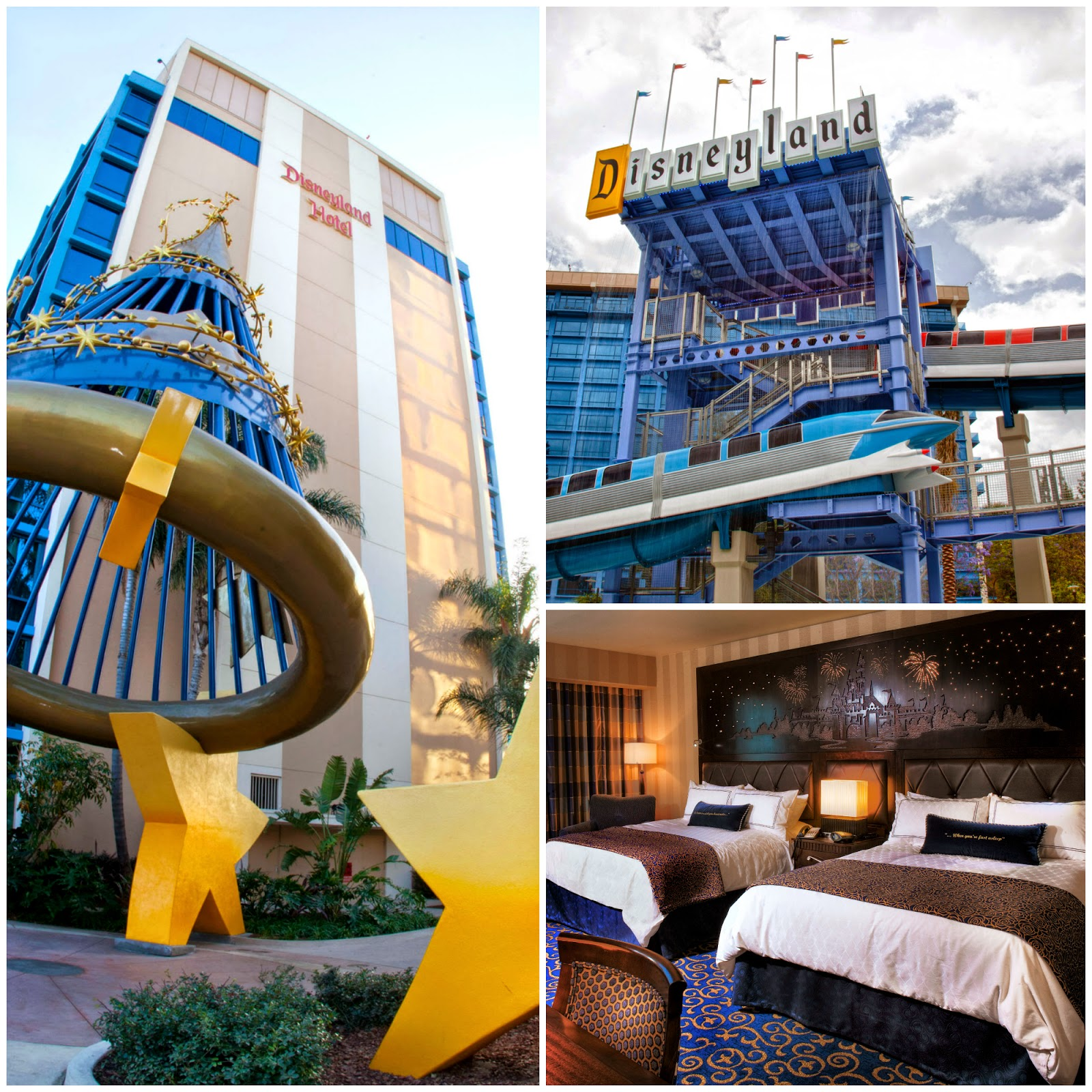 Is the Disneyland Hotel the best on-site option for a Disneyland Vacation?