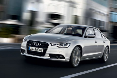 audi a6 2011 blogspotcom. New Audi A6 Body majority